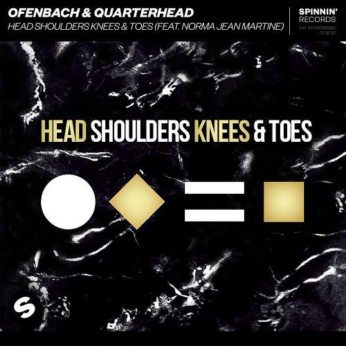 HEAD SHOULDERS KNEES & TOES ( Label SPINNIN' RECORDS )